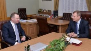 «Мальцовский портландцемент» увеличил производство на 17%