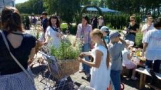 Фестиваль AstraGasden открылся в Тюмени