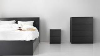 """IKEA отзывает крупную партию комодов """"Мальм"""" в Китае"""