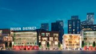 К 2020 году в Лондоне построят квартал дизайнеров