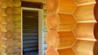 Как избежать сквозняков в деревянном доме