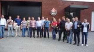 Компания ACV пригласила продавцов из России на завод в Бельгию