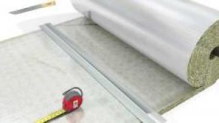 Компания PAROC представила новое решение для тепловой и звукоизоляции