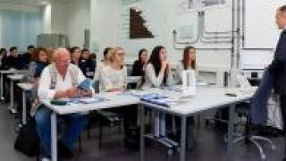 Компания REHAU провела семинар для молодых архитекторов