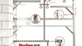 Компания fischer представила новую облегчённую монтажную систему FLS