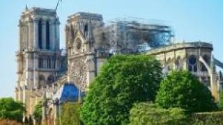 Крепежные технологии fischer помогут восстановить Нотр-Дам-де-Пари
