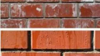 """""""ЛэйтансГард Эко"""" удалит белый налёт на кирпичном фасаде"""