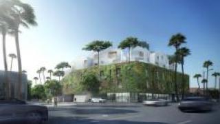 MAD Architects представила свой новый проект – поселок в Беверли-Хиллз