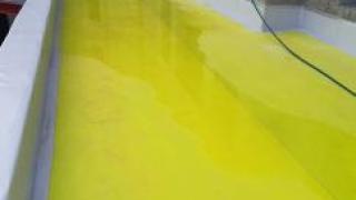 Надежная гидроизоляция PLASTFOIL®GEO в комбинированной кровельной конструкции