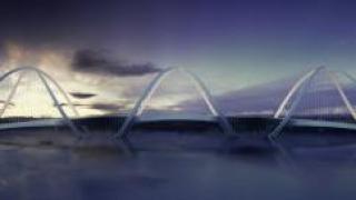 Необычный мост построят в Пекине к Олимпийским играм 2022 года