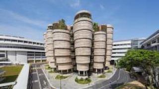 Невероятный университет в Сингапуре открыл свои двери