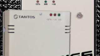 Новые источники питания TANTOS для видеонаблюдения