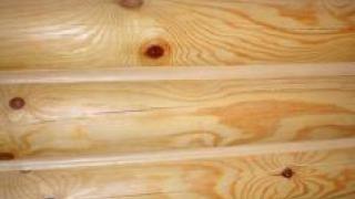 Правильная герметизация швов в деревянном доме
