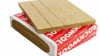 ROCKWOOL разработала плиты двойной плотности FT BARRIER D
