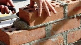 СибГард поможет избавиться от пятен от цементного раствора на фасаде