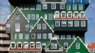 Сказочный отель для гостей Нидерландов