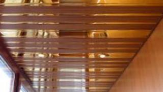 Скидка 10% на реечные потолки Ceiling Group USA