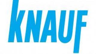 Строительные смеси №1 в Белоруссии - продукты Knauf