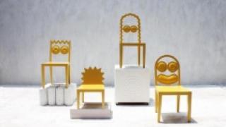 """Студия """"56th Studio"""" разработала серию """"карикатурных"""" стульев"""