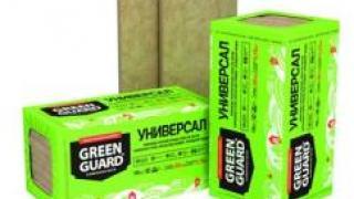 ТехноНИКОЛЬ представила базальтовый утеплитель GreenGuard