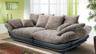 """""""Текс Гард"""" защитит диван от различных загрязнений"""