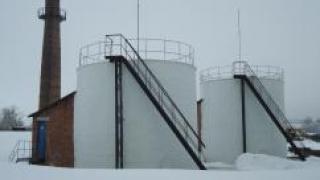 Теплоизоляция емкостей для хранения мазута на РЖД