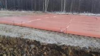 Трассу регионального значения в Хабаровском крае строят с применением плит ПЕНОПЛЭКС®