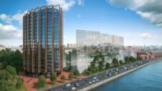 """У делового квартала """"Даниловская мануфактура"""" в Москве построят бизнес-центр DM Tower"""