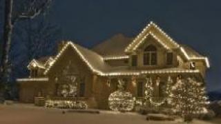Украшаем частный дом к Новому году: 5 идей, которые можно воплотить самостоятельно