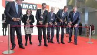 В Москве открылась строительная выставка Batimat Russia 2016