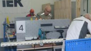 В Москве прошли соревнования индустриальных специалистов со стажем