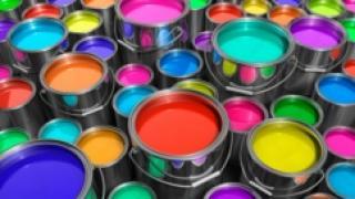 В Россию сократился ввоз импортных лакокрасочных материалов