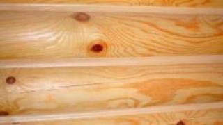 """""""Вепост Вуд"""" для утепления межвенцовых швов в бане"""