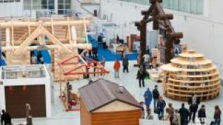 Все для строительства дома от фундамента до крыши – на выставке «Малоэтажное домостроение»