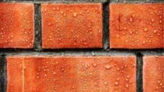 Защитите фасад от воды