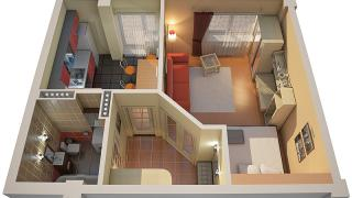 Дизайн интерьера в доме и офисе во Владимире