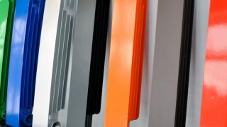 Покраска профиля: использование порошковых покрытий в быту