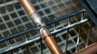 Контактная точечная сварка при изготовлении металлической сетки