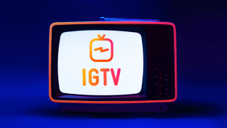 IGTV is an analogue of television