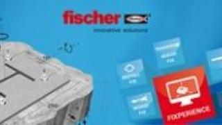 fischer FIXPERIENCE – подбор крепежа и проектирование еще не были такими простыми