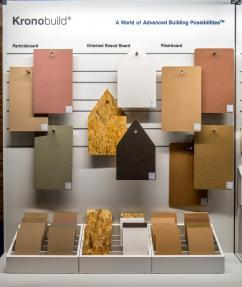 Древесные плиты от ведущего мирового производителя будут представлены на выставке «Строительство и архитектура»