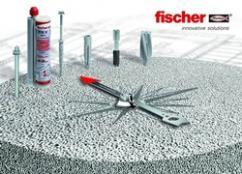 Fischer решит проблему крепления в газобетоне