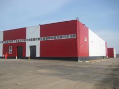 Гидроизоляция PLASTFOIL® защищает кровлю склада в подмосковном технопарке «Купавна»
