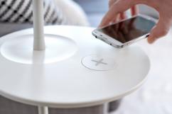 IKEA выпустила в России линейки мебели для дома со встроенной беспроводной зарядкой