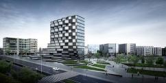 "Итальянский архитектор придумал ""параметрический"" бизнес-центр"