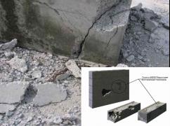 Как восстановить разрушенный фундамент