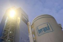 Компания Bergauf открыла завод строительных смесей под Новосибирском