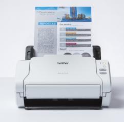 Компания Brother представляет новую линейку сканеров для бизнеса
