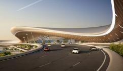 Новый подход к проектированию аэровокзала представили дизайнеры UNStudio