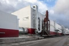 В 2015 году в России появятся 10 заводов стройматериалов